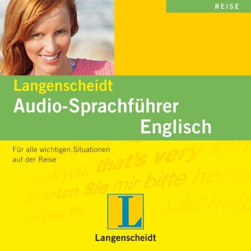 Langenscheidt Audio-Sprachführer Englisch Titelbild