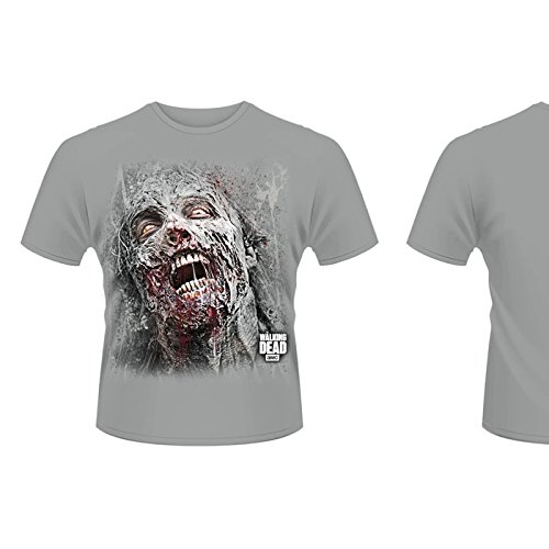 WALKING DEAD, THE JUMBO WALKER FACE TS XL