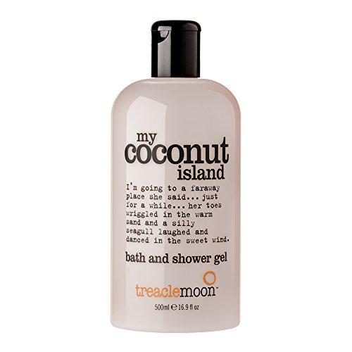 Treaclemoon my coconut island bath and shower gel 500 ml / Englische Version