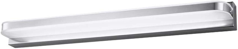 badezimmerlampe LED Spiegel Scheinwerfer Moderne Minimalistische Wandleuchte Badezimmer FeuchtigkeitsBestendige Kabinett Spiegellampe Kosmetikspiegel Lampe Schminklicht