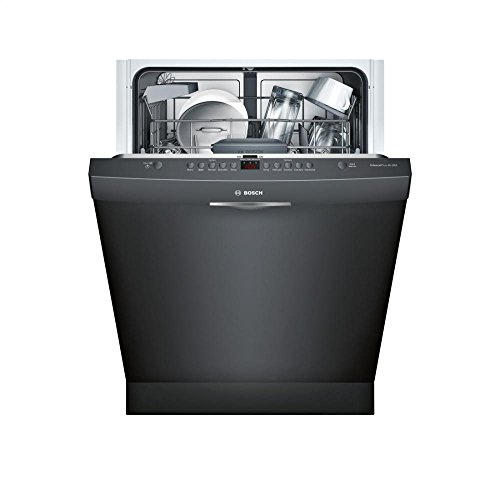 Bosch SHS5AVL6UC 24' Ascenta Energy Star Rated Dishwasher with 14 Place Settings Stainless Steel Tub...