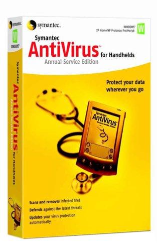 Symantec AntiVirus for Handhelds Annual Service Edition