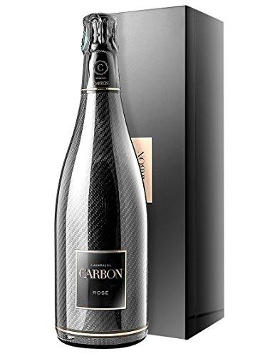 Champagne Ascension Rosé Astucciato Carbon astucciato