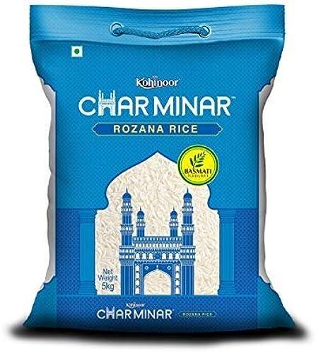 Kohinoor Charminar Rozana Rice 5 Kg Pack