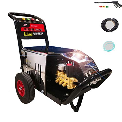 Best Review Of KRFROWa 100bar Ultra-high Pressure Washer Breeding Farm Industrial Commercial Car Was...