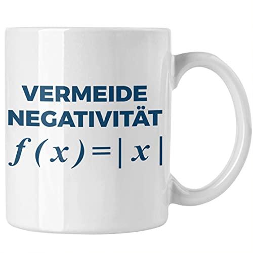 Trendation Mathelehrer Tasse Mathematiker Physik Tassen Spruch Lustig Kaffeetasse Physiker Geschenk Mathestudent