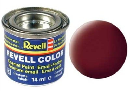 32137 - Revell - Ziegelrot, mattRAL 3009 - 14ml-Dose