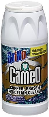 Brillo Cameo Copper, Brass & Porcelain Cleaner