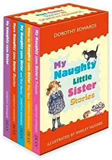 The My Naughty Little Sister Collection