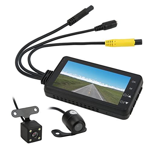 Grabadora De Conducción, Apagado Automático, Almacenamiento De Datos De 32G, Grabadora De Motocicletas Para Viajar Para Conducir