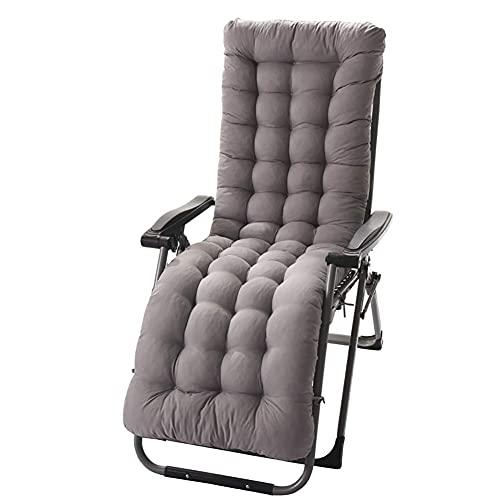 Yxxc Mobili da Giardino in Rattan Sedia addensata Cuscino da Patio, Lettino con Schienale Alto Cuscino da Patio Cuscini per sedie Cuscino per Schienale Cuscino per Schienale P