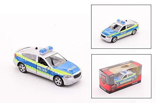 Smart Planet Super Cars Polizei Auto mit Licht und Geräusch Spielzeug Auto für Kinder zum Spielen