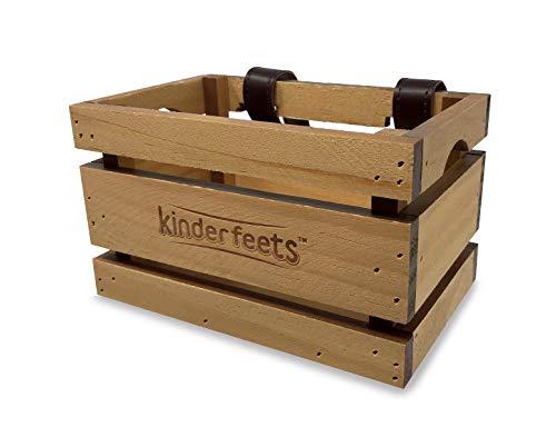 Kinderfeets 89906 BalanceBike, Laufrad, Brown