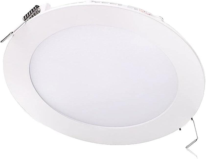 GYZLZZB Ultra Thin Round Anti-Glare 24W Down Latest item Brightness High COB Large special price !!