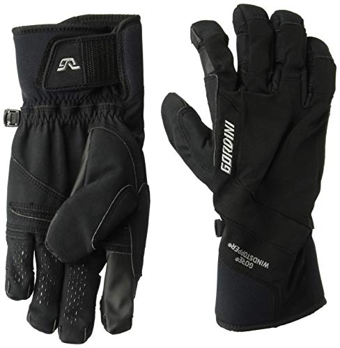 Gordini Men's Men's Swagger Ii Waterproof Insulated Gloves, Black, Small