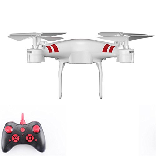 Gbell 6-Axis UAV Quadcopter Drone RC - KY101D 2.4Ghz Hover RTF 1800Mah Battery Without Camera- Best Birthday Halloween Christmas Thanksgiving Day New Year Boys Girls Kids Adults Gifts (White)