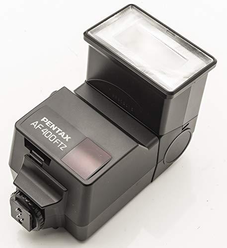 Pentax AF400FTZ Blitzgerät Blitz Aufsteckblitz Flash mit Mittelkontakt