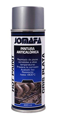 JOMAFA - PINTURA ANTICALORICA PLATA 400ml