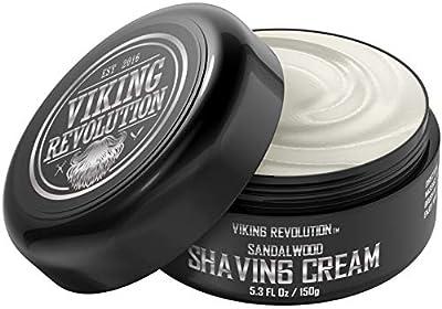 Luxury Shaving Cream for