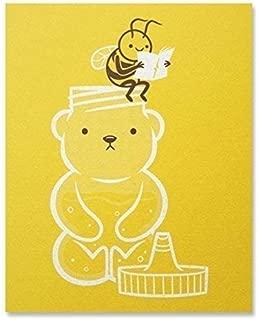 hipster bear art