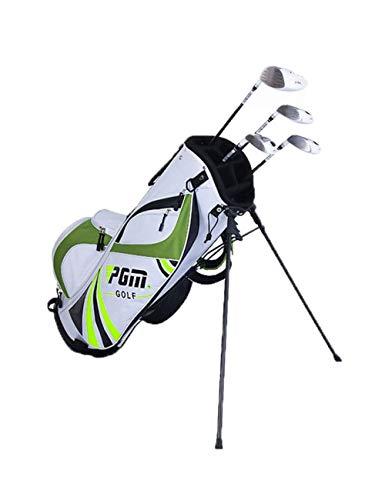 Mochila de golf bolsa de viaje de golf Golf femenino soporte bolsa de bolsa vertical puede quedar pendiente de ultra ligero de gran capacidad puede poner 13 Sticks antideslizante resistente al desgast