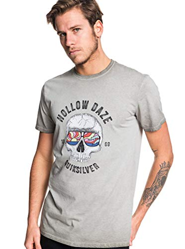Quiksilver Hollow DayZ - T-Shirt for Men - T-Shirt - Männer - XXL - Grau