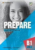 Prepare Level 5 Teacher's Book with Digital Pack (Cambridge English Prepare!)
