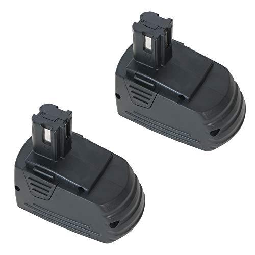 2x Trade-Shop Hochleistungs Ni-Mh Akku, 12V / 3000mAh für Hilti SBP12 SFB125 SFB105 00315082 SFB121 SFB126 SFB126A ersetzt SB10 SB12 SF120-A Battery Accu