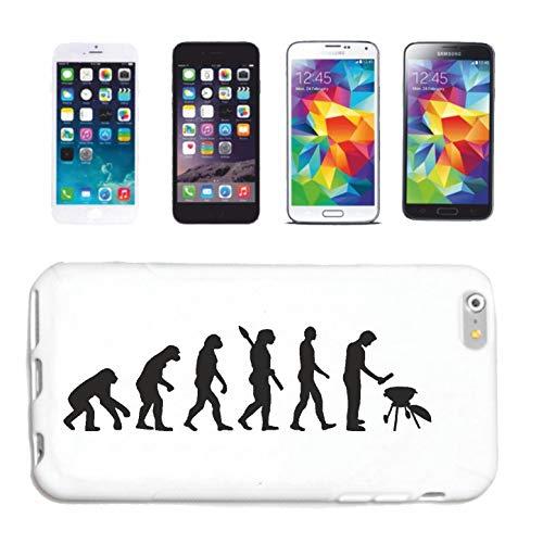 Reifen-Markt Funda para teléfono móvil compatible con Huawei P9, Grillmeister Grillfelk, barbacoa, camping, carcasa rígida para teléfono móvil