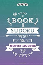 The Best Ever Book of Sudoku Puzzles for Motor Mouths