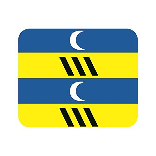 U24 Mousepad textiel Ameland vlag vlag mousepad