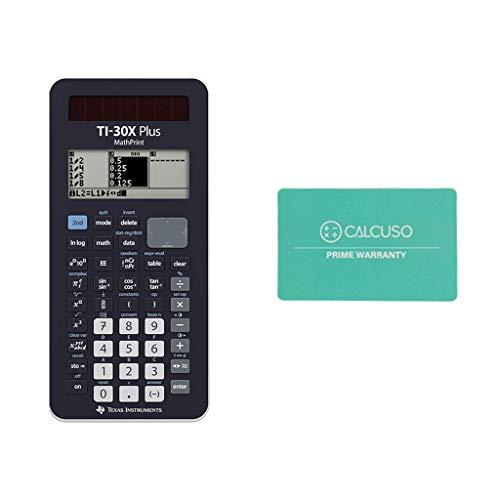 Texas Instruments TI-30X Plus MathPrint + erweiterte Garantie