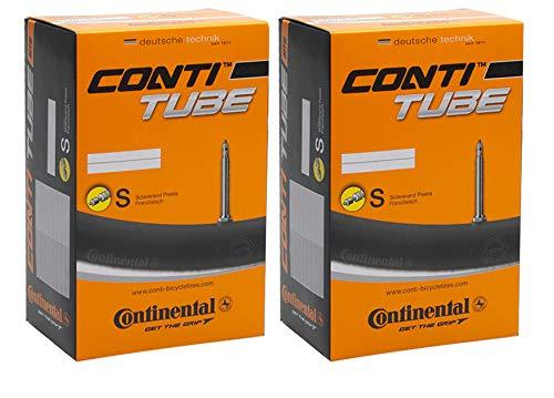 Continental Unisex 182311 Schlauch, schwarz, 69,5 cm