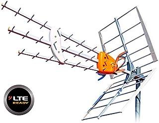 Kit Antena TELEVES Boss 790 HD con Filtro LTE Y PREVIO MRD