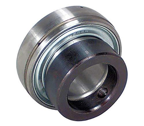Double Sealed Bearing CSA Series CSA 206-20: 1 1/4 I.D, 2.44