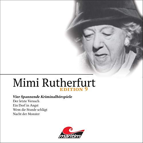 Mimi Rutherfurt Edition 9 cover art