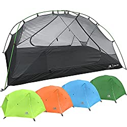 The Zion 2 person tent is ideal for your outdoor backpacking adventure