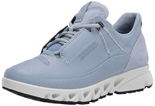 ECCO Multi-Vent W-880123 Sneakers voor dames, Blauw Dusty Blue 1434, 39 EU