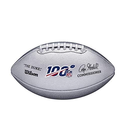 Wilson NFL The Duke Replica Official Size Composite Football