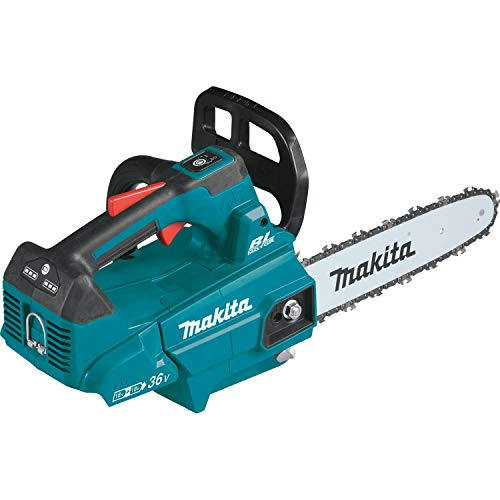 Great Deal! Makita XCU08Z Lithium-Ion Brushless Cordless 18V X2 (36V) LXT 14 Top Handle Chain Saw, ...
