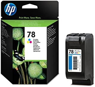 Hewlett Packard [HP] No. 78 Inkjet Cartridge Page Life 970pp Colour Ref C6578A