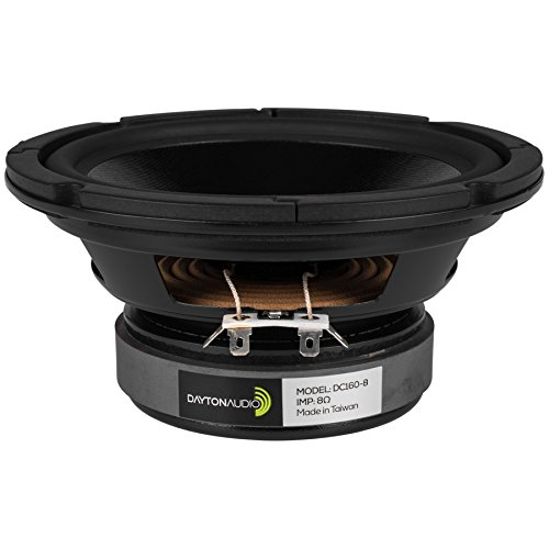 Dayton Audio DC160-8 6-1/2 Classic Woofer