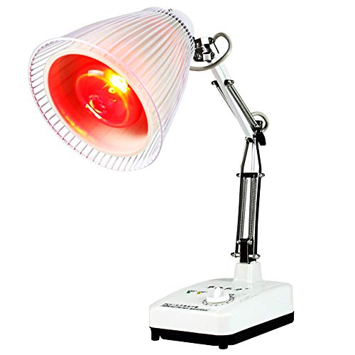 Buy Bargain Infrared Physiotherapy Table Lamp, Far Red Light Therapy Device, Infiltration to Relieve...