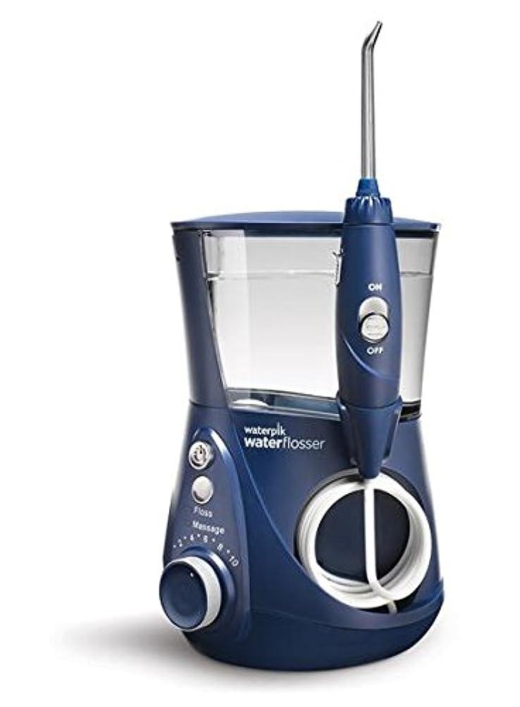 補償競う結果Waterpik Aquarius Professional Water Flosser Designer Series, Blue, WP-673 141[並行輸入]