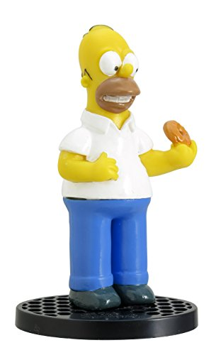 The Simpsons Homer with Donut Mini PVC Figure
