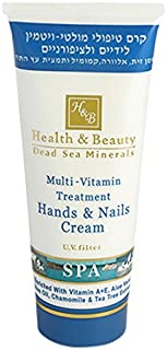 dead sea products nails