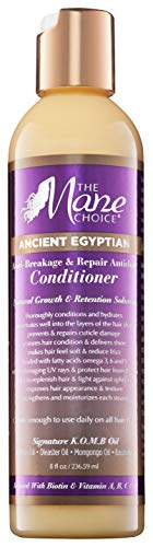 THE MANE CHOICE Ancient Egyptian Anti-Breakage & Repair Antidote Conditioner - Hydrates and Strengthens Your Hair While Promoting Growth and Retention (8 Ounces / 236 Milliliters )