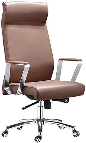 Sillas de computadora para videojuegos, sillas de escritorio para casa, oficina, sillas de escritorio de piel sintética, asiento grande, silla de escritorio de diseño ergonómico