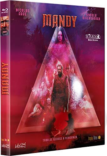 Mandy - BD [Blu-ray]