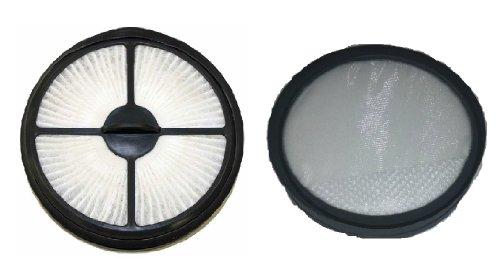 Hoover 303903001 & 303902001 WindTunnel Air Bagless Upright Filter Kit, fits UH70400 & UH70405 Models